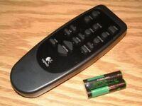 Logitech Z5500 remote