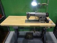 BROTHER SEWING MACHINE INDUSTRIAL VERY GOOD WORKING ORDER CHEAP HOUSE CLEARANCE