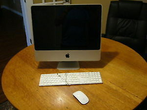 WANTED   (SILVER)  imacs for parts only