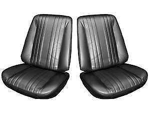 1969 Chevelle Bucket Seats