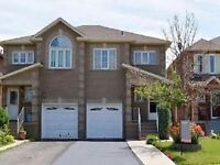 Well Maintained Semi-Detached 3 Bed 3 Bath Full Home For Rent