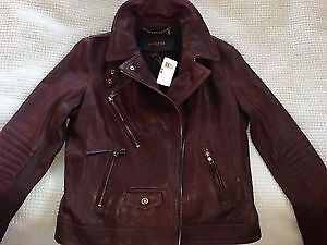 Leather Jacket by Coach Kitchener / Waterloo Kitchener Area image 3