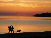 INVERHURON BEACH SHORES OF LAKE HURON