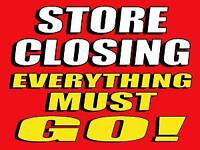 Going Out of Business Sale!! More product added!!