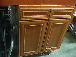 Bathroom and kitchen cabinets