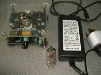 Valve Tube preamp Headphone Amplifier Little BEAR P1 + includes free upgrade valve