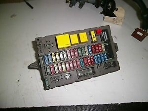 LAND ROVER TD5 FUSES AND RELAYS