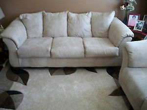 350.00 for Sofa and Loveseat Set