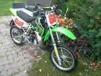 kx 65 2009 monster energy graphics pro circuit exaust