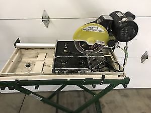"""Craftex 10"""" tile wet saw"""