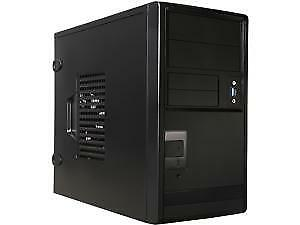 Quad Core Desktop Computer, 250 GB HDD, 4 GB Ram, Win 7