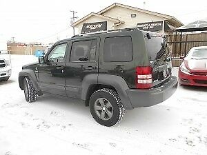 2011 Jeep Liberty Renegade