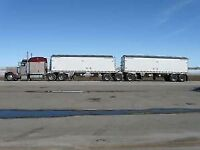 LEASED OPERATOR AND COMPANY DRIVER WANTED SUPER B BULKERS