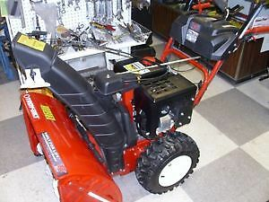 "TROY-BILT 28"" GAS SNOWBLOWER"