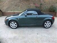L@@k 51 PLATE AUDI TT CONVERTIBLE LONG MOT ANY PART X MOTOR WELCOME