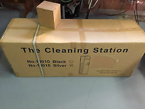 Exercise Cleaning Station