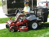 SUMMER LAWN CARE PROPERTY MAINTENANCE GRASS CUTTING CONTRACTS