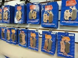 RACE DRIVEN BRAKE PADS -at ORPS Parts Kingston Kingston Area image 1