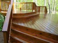 Staining/Painting/Decks/Houses/Fences/Insured/Free Quotes