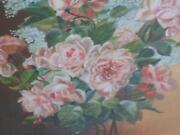 Antique Rose Painting