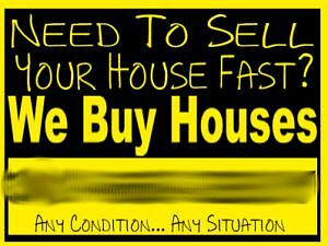 We'll buy your house cash- Instant money for homeowner Kitchener / Waterloo Kitchener Area image 1