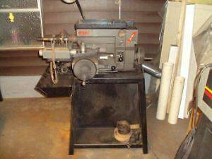 FMC 600 Series John Beam Brake Lathe Machine