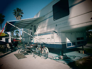Fifth wheel 3550 FL-70, Arcadia, FL  Toby's RV Resort