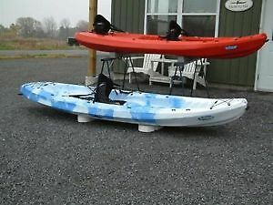 New Winner Nereus II Kayak + 2 free paddles West Island Greater Montréal image 4