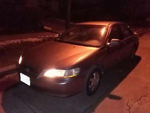 2002 Honda Accord Other