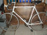 VINTAGE MIELE ROAD OR RACING BICYCLE