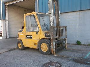 Cat Diesel Lift Truck Priced Reduced