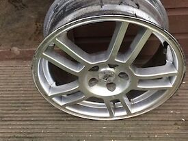 4 alloys wheels 16in VW bora golf