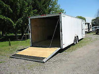 trailler wanted enclosed eny size send pics if can asking  price