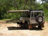 Genuine Hannibal Awning (2.4m) to suit Land Rover Defender, Van, 4x4 - Bargain Price