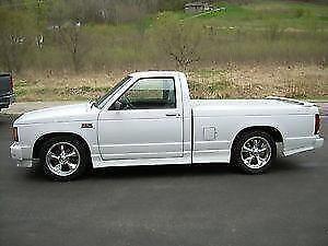 1994 Toyota Pickup Bumper >> 1996 Chevy S10 Pickup | eBay