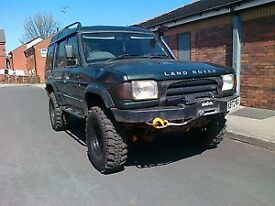 LAND ROVER DISCOVERY 300TDI AUTOMATIC OFF ROADER