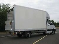 URGENT TRUCK LUTON VAN HIRE DELIVERY MAN MOVING HOUSE MOVERS REMOVALS SERVICES PIANO MOVING