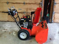 "Souffleuse Ariens Prosumer Two-Stage (27"") 10-HP Snow Blower"