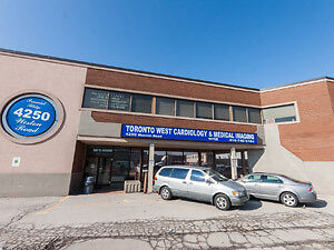 WESTON ROAD AND STEELES OFFICE SPACE FOR RENT