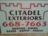 *CITADEL EXTERIORS* SERVING WINNIPEG FOR OVER 20 YEARS