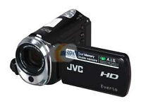 This JVC camcorder rocks for awesome home movies & more!