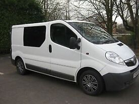Vivaro 56 plate twin side doors, ideal camper conversion. Great mechanical condition