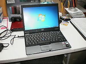 HP Compaq 2510p USED - Intel Core 2 Duo Mobile U7600 @ 1200MHz -