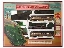 TRADITIONAL RAILWAY SET