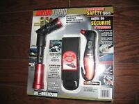 Motor trend emergency safety tools