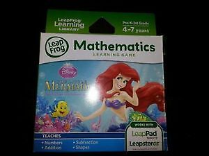 """Brand New """"LeapFrog Mathematics Learning Game"""" for Sale!"""