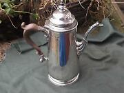 Sterling Silver Coffee Pot