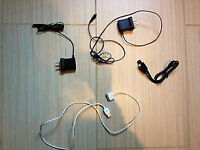 SAMSUNG CHARGER + USB CABLE