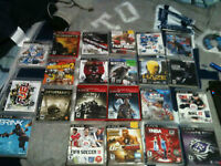 variety of ps3 games for sale or trade