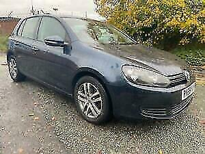 2009 Volkswagen Golf 1.6 TDi 105 SE 5dr HATCHBACK Diesel Manual